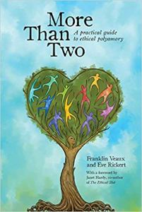 Boo cover, More Than Two by Franklin Veaux and Eve Rickert