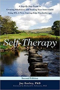 Book cover, Self-Therapy by Jay Earley